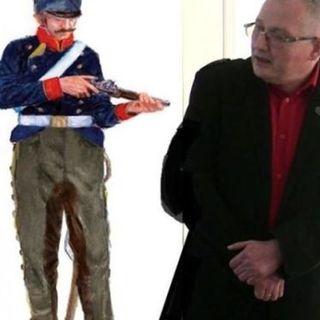 Legenda ułanów Księstwa Warszawskiego