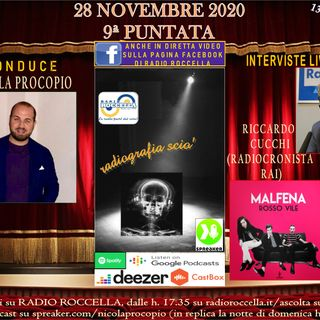 Radiografia Scio' - N.09 del 28-11-2020