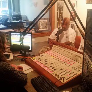 Frankly Speaking Radio Interview