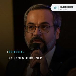 Editorial: O adiamento do Enem