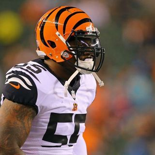 Locked on Bengals - 5/19/17 Vontaze Burfict is poised for a big season