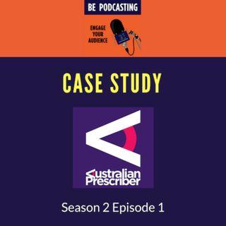 S2E1 Prescribing podcasts for a marketing cure