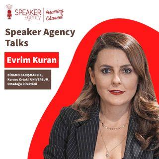 Evrim Kuran - Speaker Agency Talks