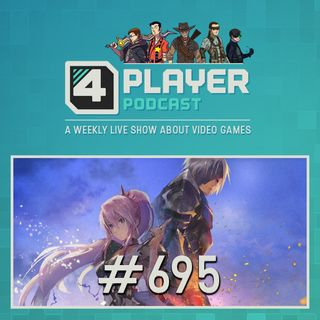 4Player Podcast #695 - The Grandma Rebellion Show (Tales of Arise, Deathloop, The Forgotten City, and More!)