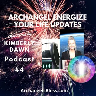 Happy New Year Blessings for 2020 Channeled Messages Podcast #4