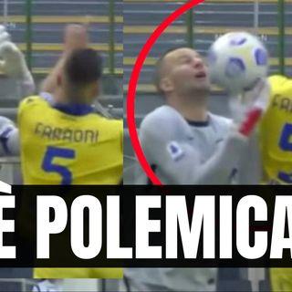 Faraoni-Handanovic: vi Spiego cosa Dice il Regolamento | Inter-Verona 1-0