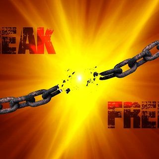 Breaking free from demonic strongholds-