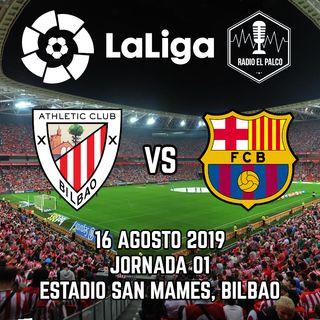 Athletic Club vs Barcelona en VIVO