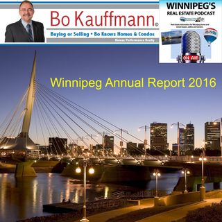 Annual Winnipeg Real Estate Report - 2016