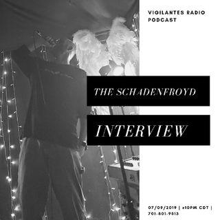 The Schadenfroyd Interview.