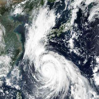 Máxima alerta en Japón ante llegada del tifón Haishen