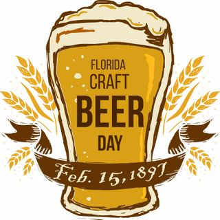 Florida Craft Beer Day 2021 - LIVE From The Internet (Or Future?)