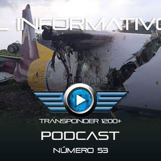 Urgente: Sufre excursión de pista e impacta AN-32 de Aercaribe en Iquitos