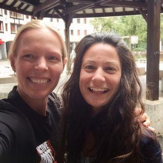 Summer Trails Chamonix Episode 3 - Sarah Pritchard