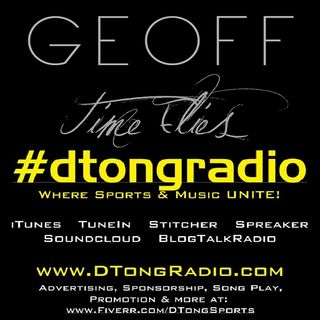 #dtongradio ft GEOFF w/ 'Time Flies' - Powered by GeoffBestMusic.com