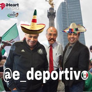 Apoyando a la Selección en Espacio Deportivo de la Tarde 02 de Julio 2019