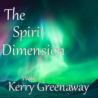The Spirit Dimension - Steve Parsons