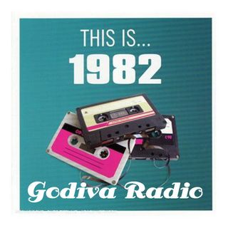 2nd November 2018 playing you the Greatest Classic Hits from 1982 on Godiva Radio for Coventry and the World.