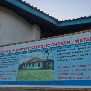 KENYA: ENJOY THE SENSE Canti dall'Africa cristiana, Watamu