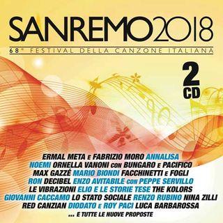 Sanremo 2018 Big E' giovani