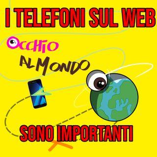 I telefoni sul web sono importanti: i tecnicismi
