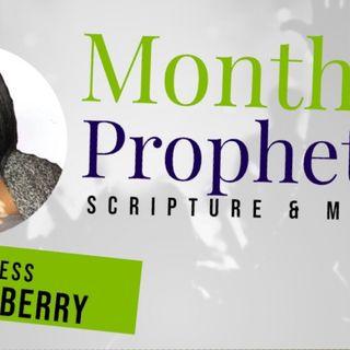 June Prophetic Scripture 2019