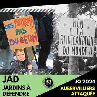 JAD a Aubervilliers