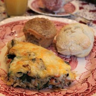 Breakfast at The Rosevine Inn - Rebecca Powell on Big Blend Radio