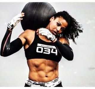 Weightlifting Talk - Elisabeth Akinwale