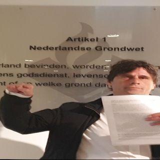 Steve Brown doet aangifte tegen AIVD Informant Bas van Hout , Peter R. de Vries en bepaalde corrupte media. (1)
