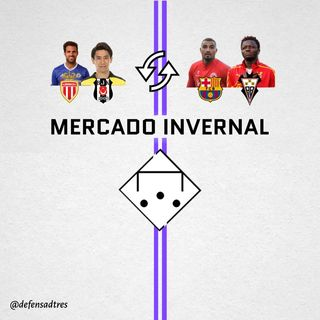 MERCADO INVERNAL - Defensa de Tres 10x01
