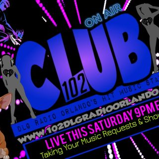 "Club 102 Live ""Latin Night Edition"""
