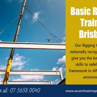 Rigging Classes near Brisbane