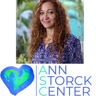 Terri Shermett CEO of the Ann Storck Center
