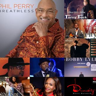 """""""Smooth Groove & Light Jazz"""" (feat. Phil Perry) On iHeartRadio Podcast"""