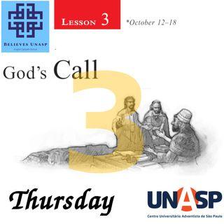 Sabbath School Oct-17 Thursday