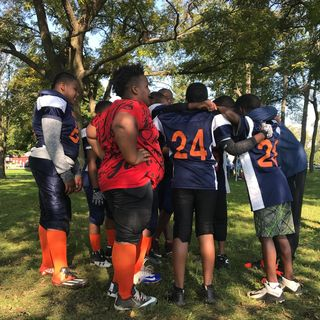 NCSL makes organized football accessible for inner city youth