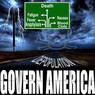 Govern  America | March 20, 2021 | Like a Clogged Toilet