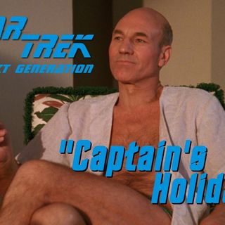 "Season 5, Episode 1 ""Captain's Holiday"" (TNG) with Kevin Church"