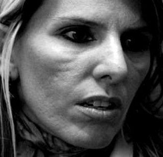 Sandra Arroyo Salgado íntima.