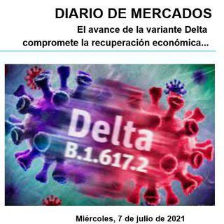 DIARIO DE MERCADOS Miércoles 7 Julio