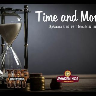 """Time and Money"""