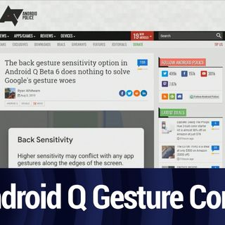 Android Q Gesture Confusion | TWiT Bits