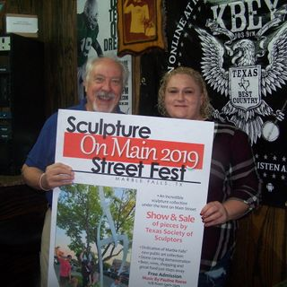 Sculpture on Main Street Fest this weekend