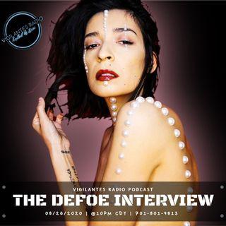 The Defoe Interview.