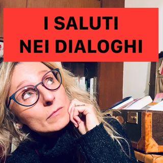 I saluti nei dialoghi