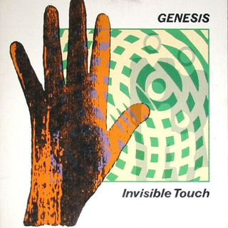 ESPECIAL GENESIS INVISIBLE TOUCH 1986 #Genesis #InvisibleTouch #onward #mulan #yoda #r2d2 #ww84 #bop #westworld #blackwidow #walkingdead