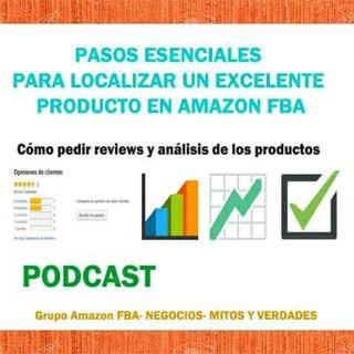 Pasos Esenciales Para Localizar Excelentes Productos para Amazon FBA