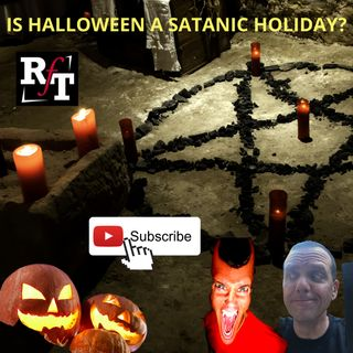 Is Halloween A Satanic Holiday? - 10:26:20, 4.31 PM