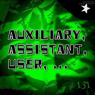 Auxiliary, assistant, user, ... (#151)